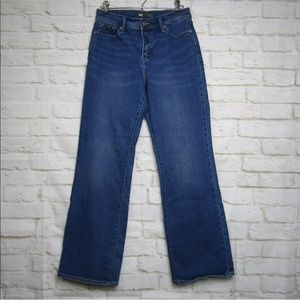Levi's 512 Bootcut Perfectly Slimming Jeans 30